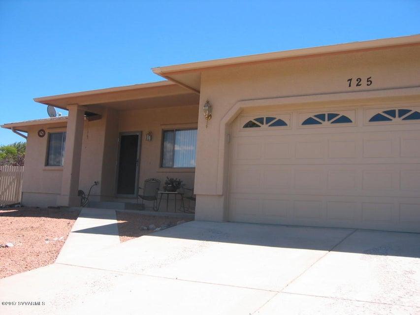 725  Cinnabar Drive Cottonwood, AZ 86326