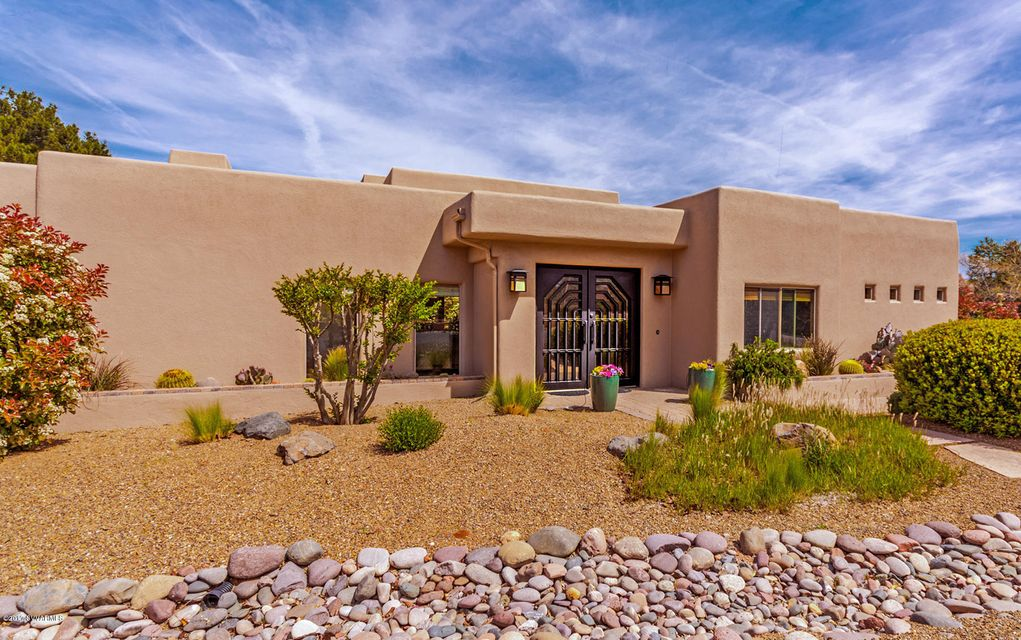 45  Valley View Drive Sedona, AZ 86336