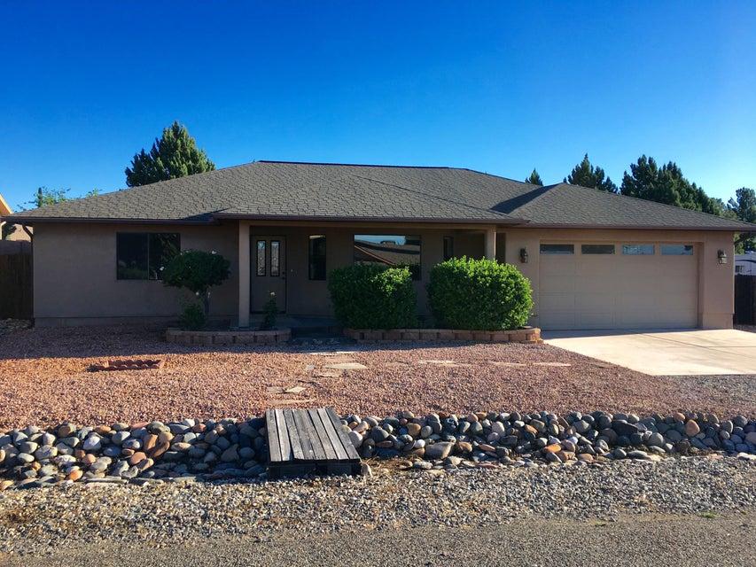 2182 E Branded Drive Cottonwood, AZ 86326
