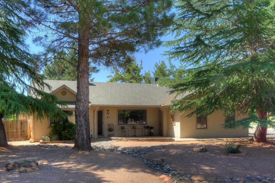 65 Palo Verde Circle, Sedona, AZ 86351