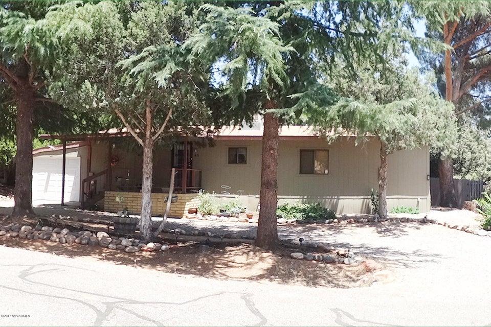 45 Catclaw Lane, Sedona, AZ 86351