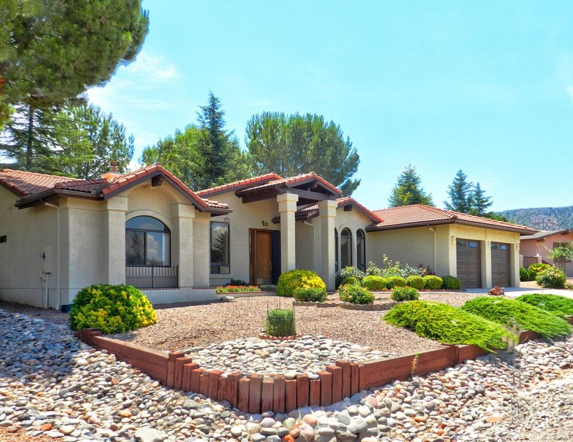 45 Broken Arrow, Sedona, AZ 86351