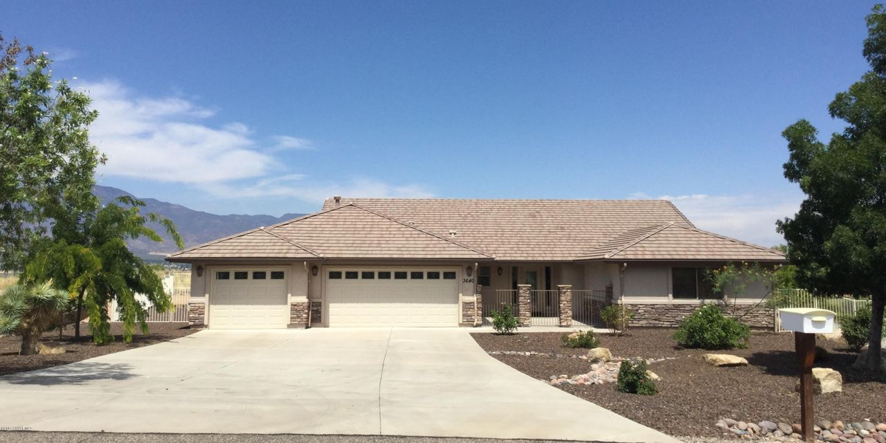 3640 W Fairway Circle Cornville, AZ 86325