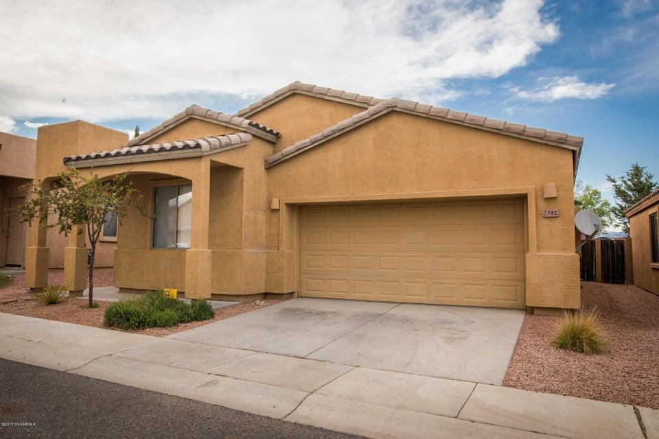 1742  Arroyo Seco Cottonwood, AZ 86326