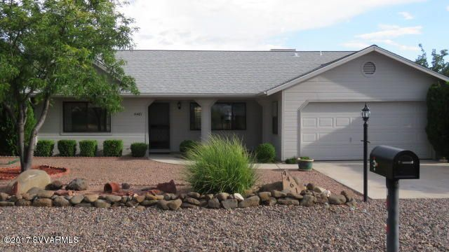 4461 E Canyon Drive Camp Verde, AZ 86322