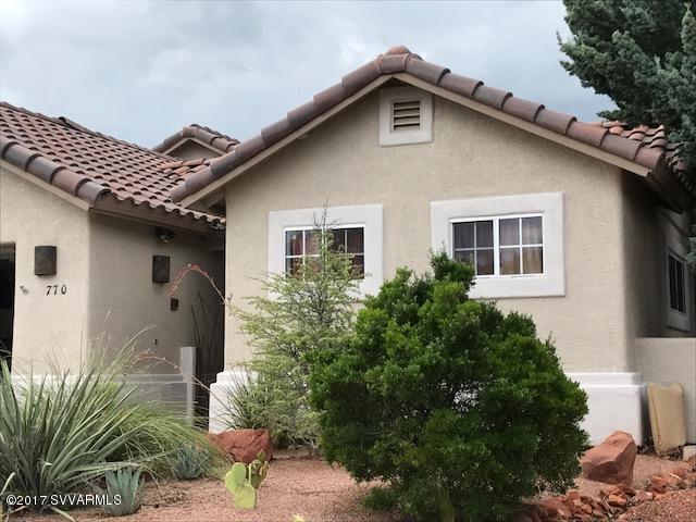 770 S Golf View Drive Cornville, AZ 86325