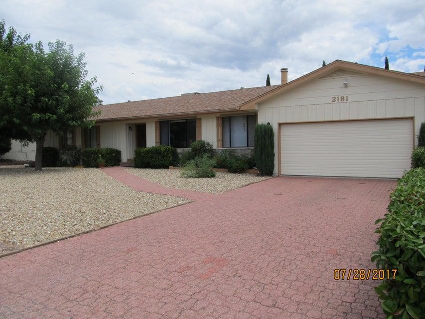 2181  Old Jerome Hwy Clarkdale, AZ 86324
