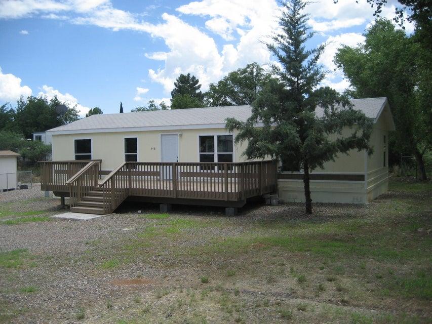 3481 E Western Drive Cottonwood, AZ 86326