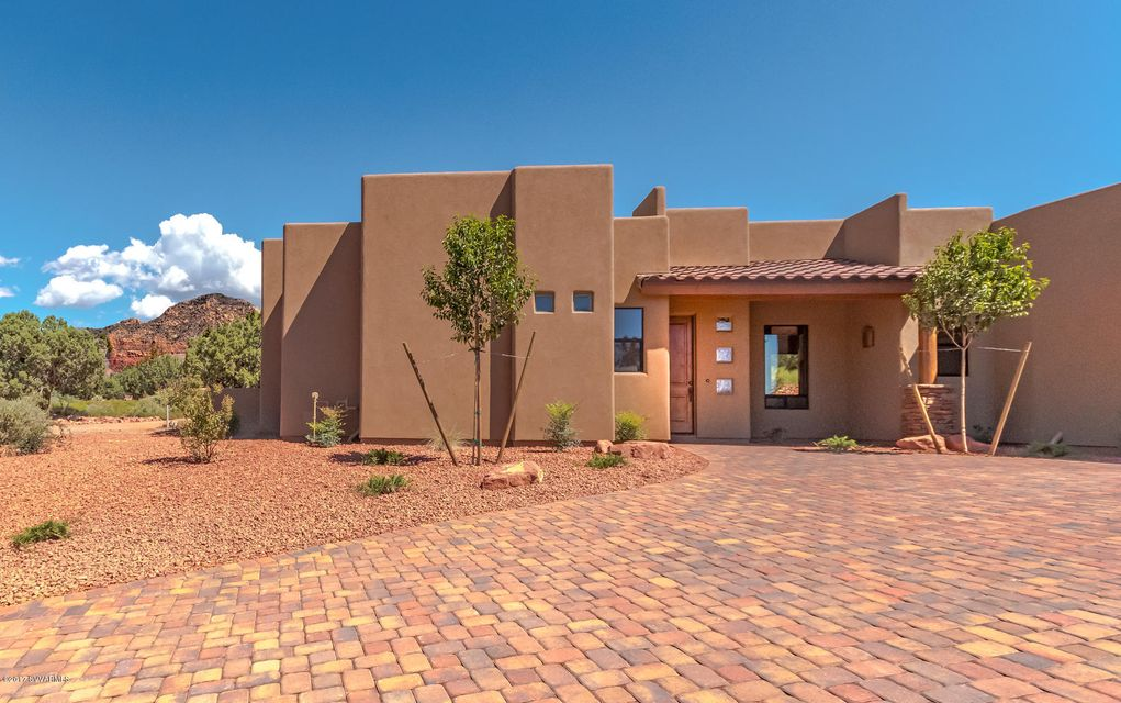 40  Vista Serrena Way Sedona, AZ 86336