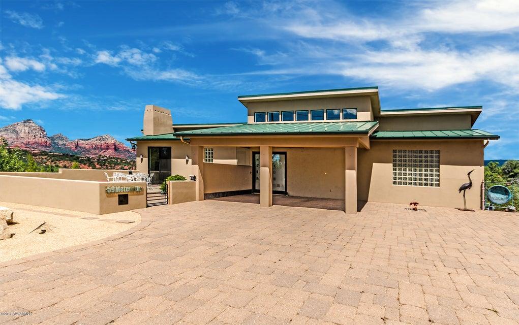 59  Meteor Drive Sedona, AZ 86336