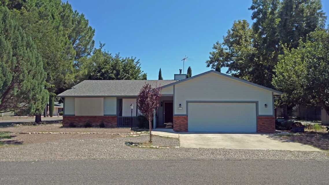 3817 E Lake Shore Drive Rimrock, AZ 86335