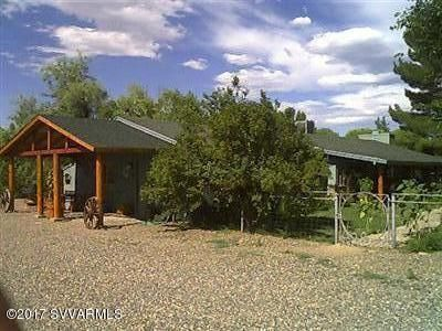 2877 S Salt Mine Rd Camp Verde, AZ 86322