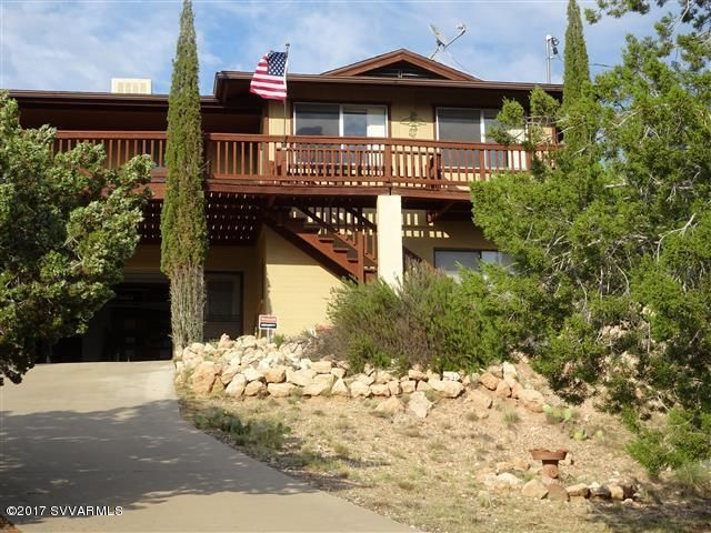 4719 E Deer Run Tr Rimrock, AZ 86335