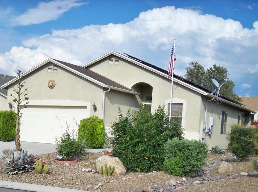 606 S Elk Ridge Drive Camp Verde, AZ 86322