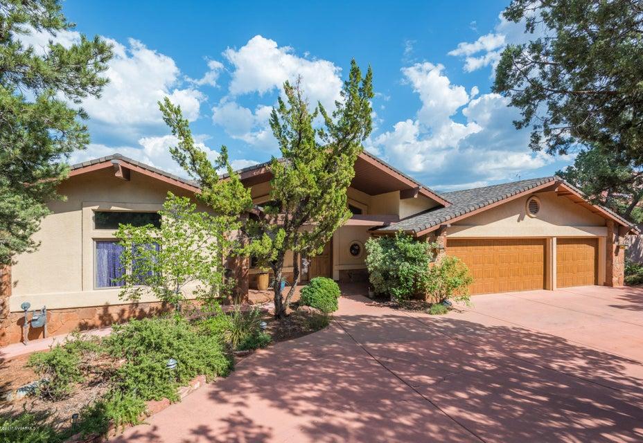 320  Ridge Rd Sedona, AZ 86336