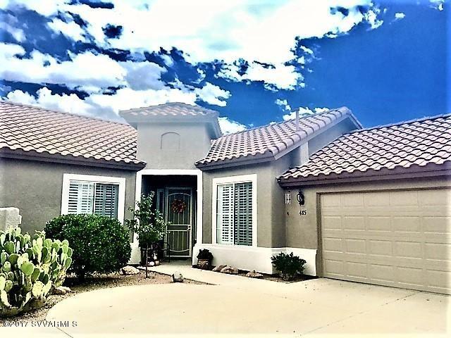 485 S Valle Escondido Cornville, AZ 86325
