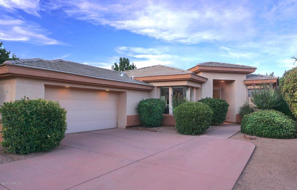 55  Bent Tree Court Sedona, AZ 86351