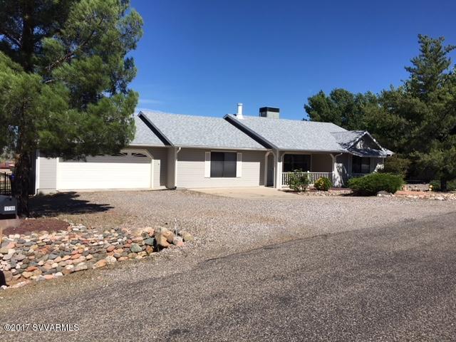 1807 S Shawnee Tr Cottonwood, AZ 86326