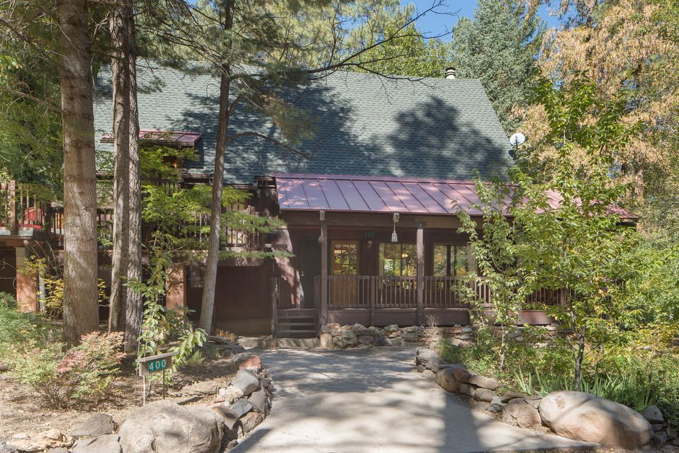 400  Bear Howard Drive Sedona, AZ 86336
