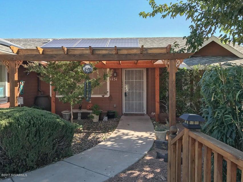 1151 S 13TH Place Cottonwood, AZ 86326