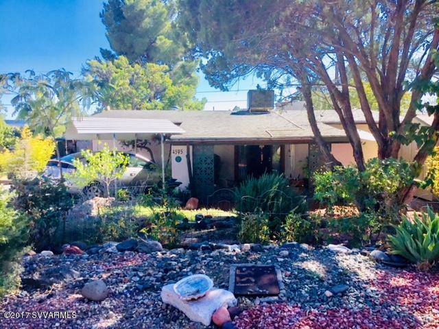 4595 E Cochise Drive Lake Montezuma, AZ 86342
