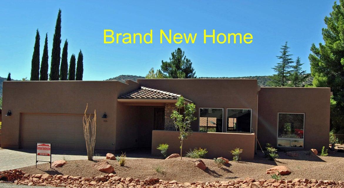 155  Gunsight Hills Drive Sedona, AZ 86351
