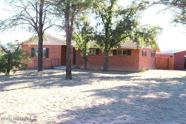 1795 S Loy Rd Cornville, AZ 86325