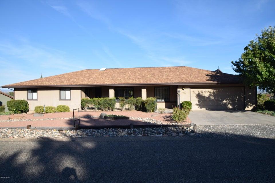 1885  Broken Rock Drive Cottonwood, AZ 86326
