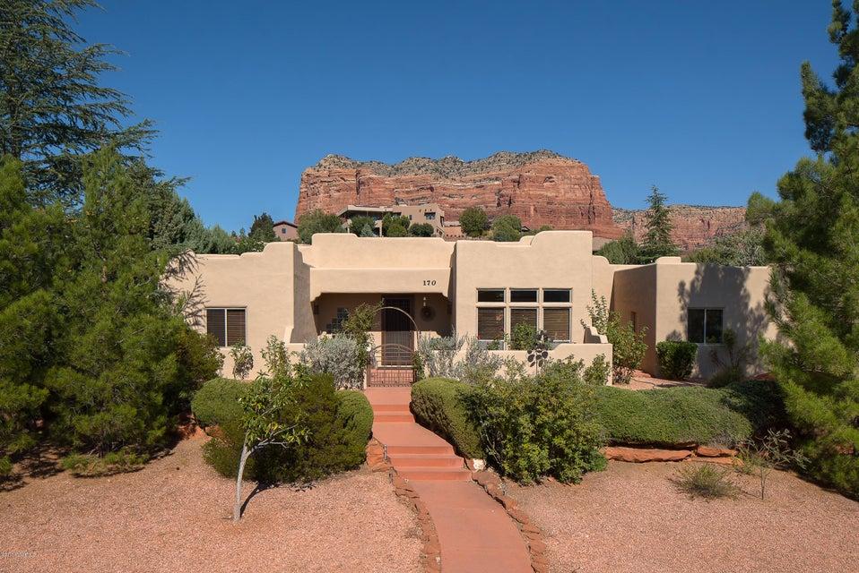 170  Pinon Woods Drive Sedona, AZ 86351