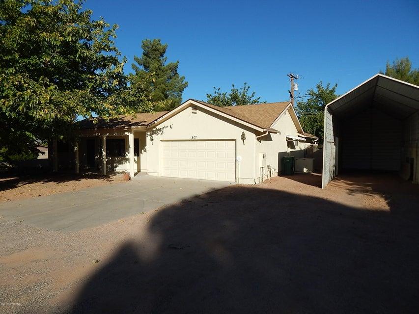 807 S 5TH St Cottonwood, AZ 86326