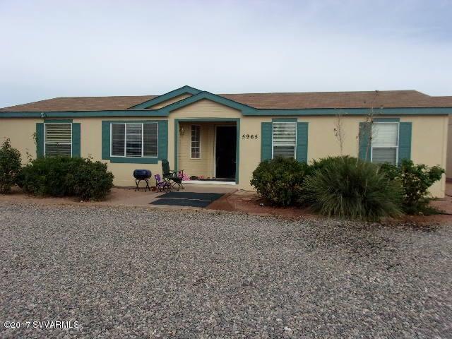 5965 N Peaceful Lane Rimrock, AZ 86335