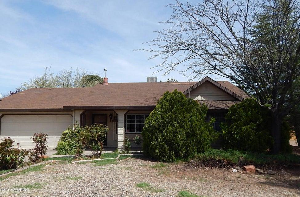 1465  Mano Lane Cottonwood, AZ 86326