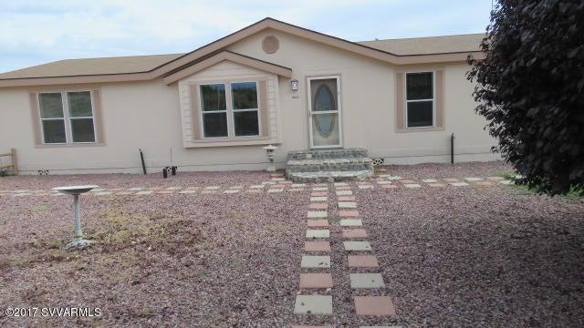 5215 N Old Fort Rd Rimrock, AZ 86335