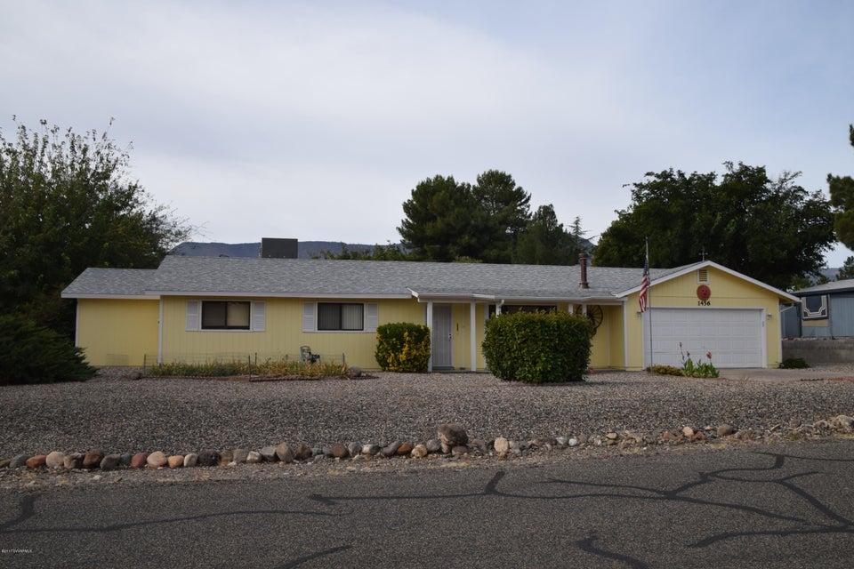 1456 S Viejo Drive Cottonwood, AZ 86326