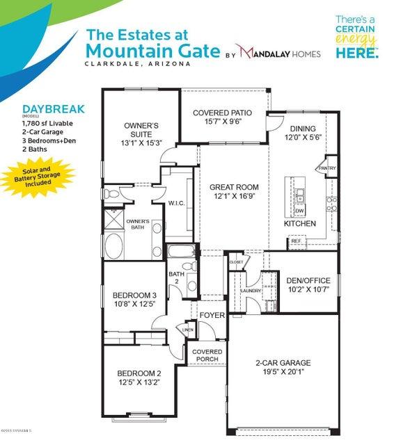 420 Powder Box Rd Clarkdale, AZ 86324 - MLS #: 515361