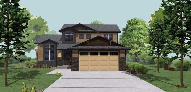 TBD Spec Home The Lincoln, Ranchester, WY 82839