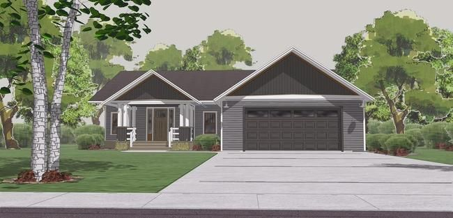 TBD Spec Home Waterford, Ranchester, WY 82839