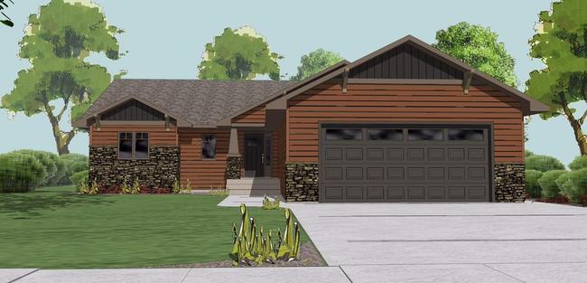 TBD Spec Home Stockton, Ranchester, WY 82839
