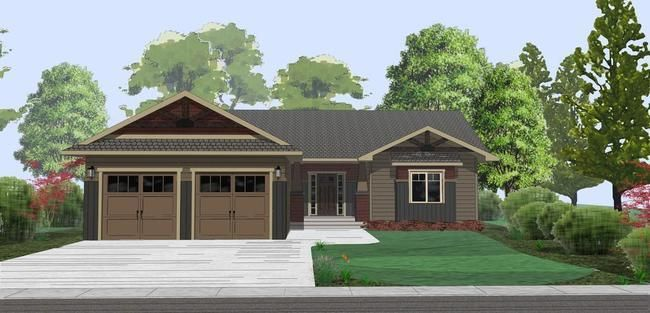 TBD Spec Home Woodland, Ranchester, WY 82839