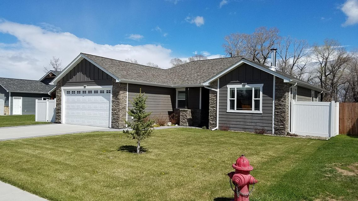 613 Heather Lane, Ranchester, WY 82839