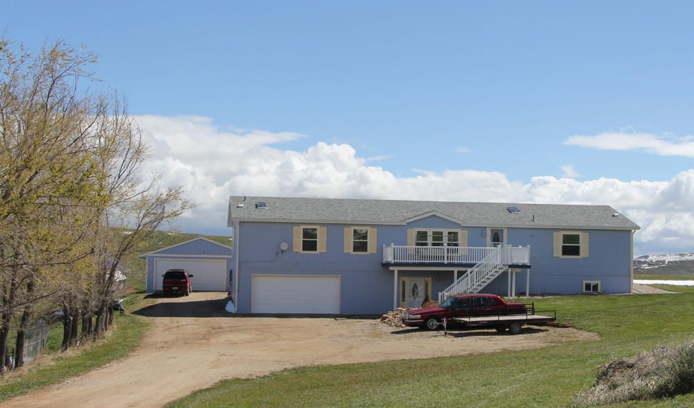40 Upper Prairie Dog Road, Banner, WY 82832