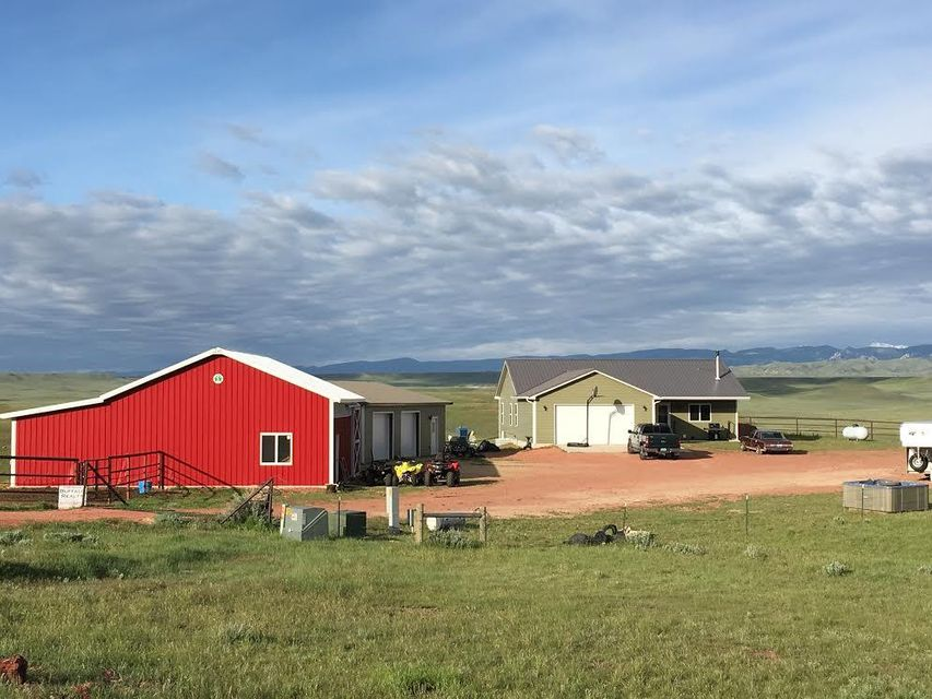130 Barn Road, Buffalo, WY 82834