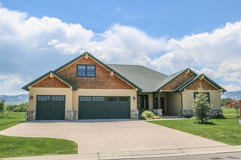 6 Thunderbird Drive,Sheridan,Wyoming 82801,3 Bedrooms Bedrooms,2 BathroomsBathrooms,Residential,Thunderbird,17-287