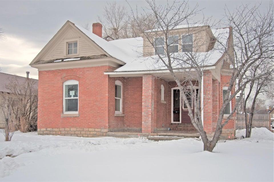 204 Wyoming Avenue,Sheridan,Wyoming 82801,4 Bedrooms Bedrooms,2 BathroomsBathrooms,Residential,Wyoming,18-69