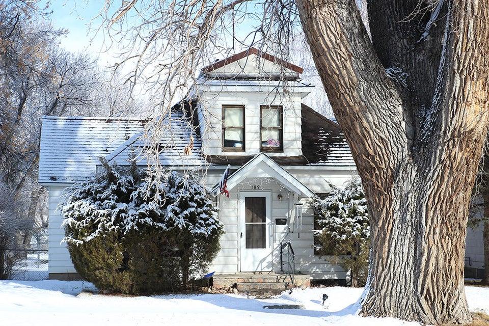 183 5th Street,Sheridan,Wyoming 82801,2 Bedrooms Bedrooms,1 BathroomBathrooms,Residential,5th,18-84
