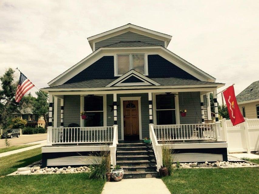 605 Gladstone Street,Sheridan,Wyoming 82801,4 Bedrooms Bedrooms,2 BathroomsBathrooms,Residential,Gladstone,18-140