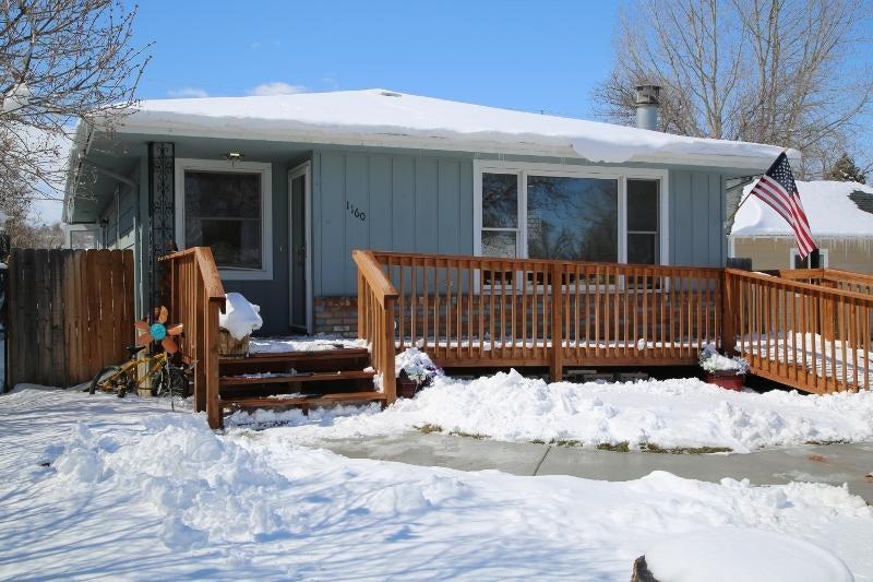 1160 Illinois Street,Sheridan,Wyoming 82801,4 Bedrooms Bedrooms,1.5 BathroomsBathrooms,Residential,Illinois,18-266