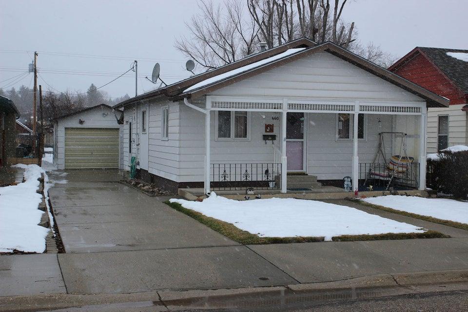 660 Emerson Street,Sheridan,Wyoming 82801,2 Bedrooms Bedrooms,1 BathroomBathrooms,Residential,Emerson,18-284