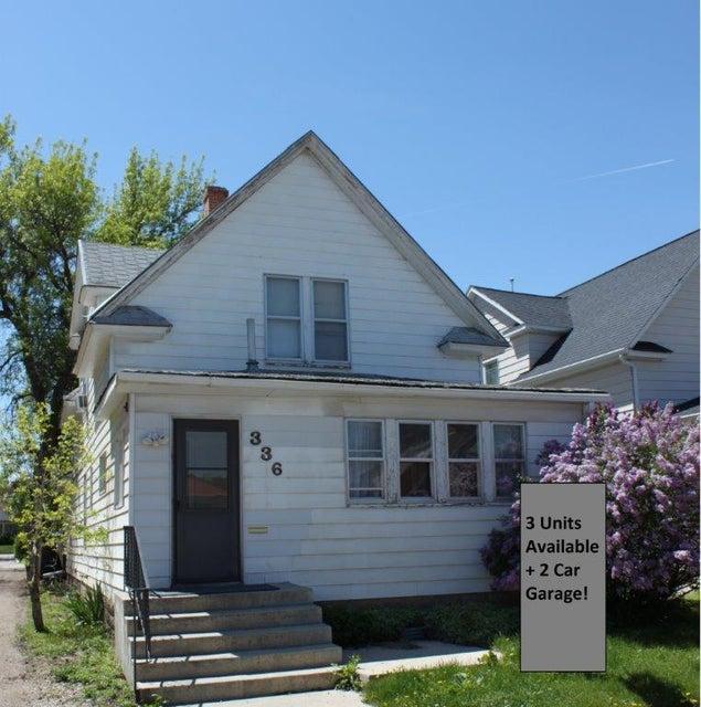 336 Brundage Street,Sheridan,Wyoming 82801,Multi-Unit,Brundage,18-318