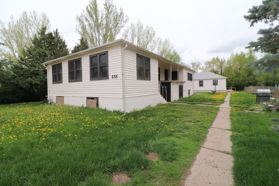 555/561 Wyoming Avenue, Sheridan, Wyoming 82801, ,Multi-Unit,For Sale,Wyoming,18-99